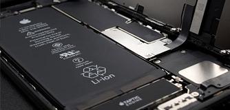 batterij in iphone reparatie volendam