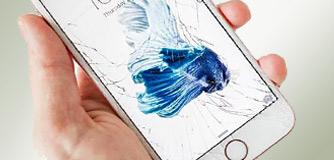 gebroken scherm maken iphone reparatie volendam